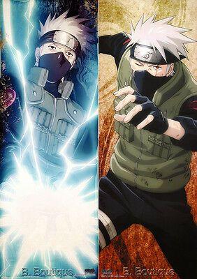 Naruto Shippuden Kakashi Poster Portrait X1 Only Anime Official Japan Kakashi Anime Kakashi Hatake