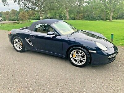 For Sale 2006 Porsche Boxster 987 2 7 5 Speed Manual Superb R Porsche Boxster Boxster Porsche Boxster 986