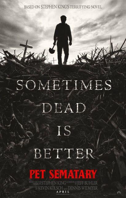 Cine Para Todos Los Gustos Cementerio De Animales 2019 Estreno 2019 Terror Sinopsis Tra Cementerio De Animales Peliculas Completas Libros De Stephen King