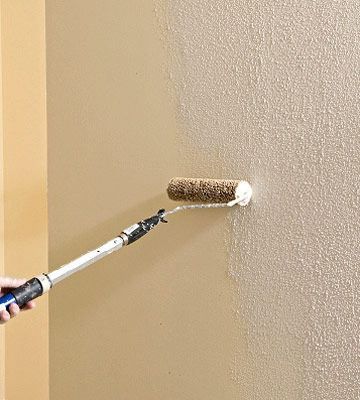 How to Skim Coat to Remove Wall Texture | Wall textures, Skim ...