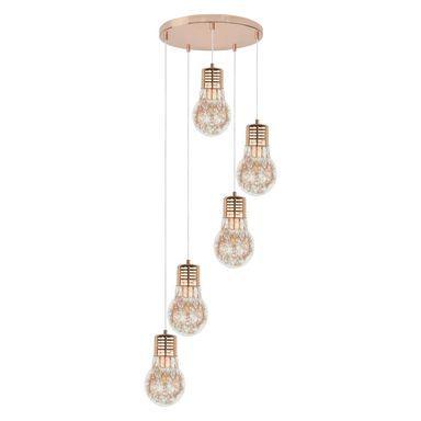 Lampa Wisząca Bulb Spot Light Lampy Sufitowe żyrandole