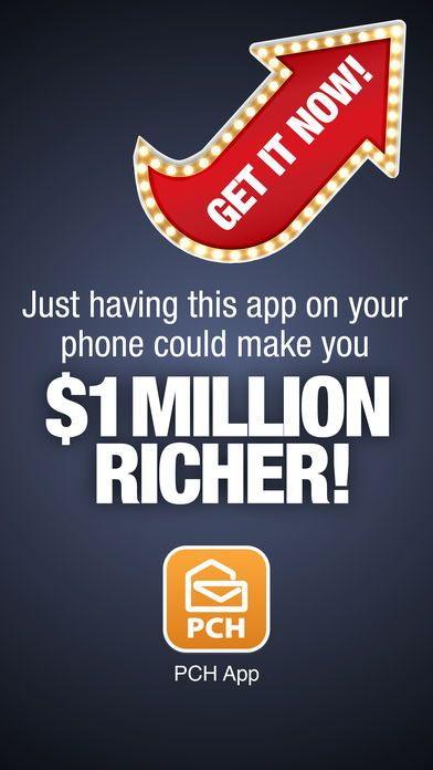 The PCH App - Win Real Money by Publishers Clearing House