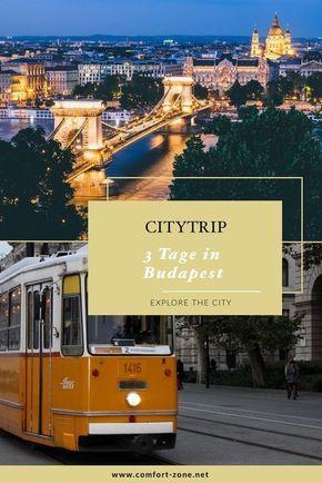 Kurzreise Citytrip Nach Budapest Kurzreisen Reisen Budapest