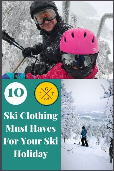 206040fafb 10 Ski Gear Essentials for Beginner Skiers in 2018 ...