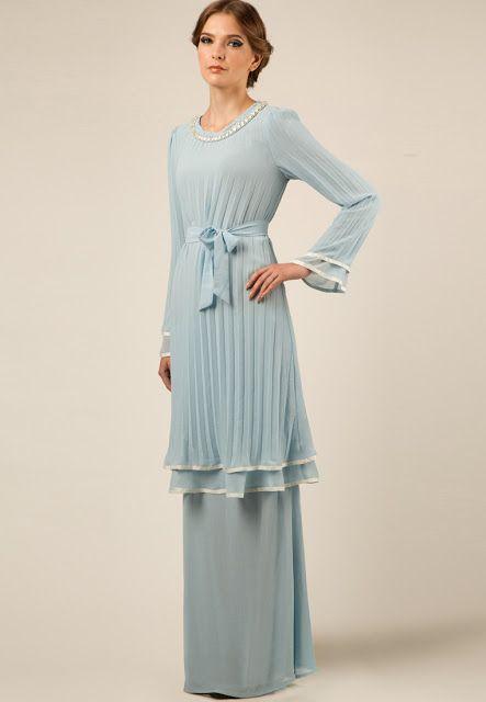 Image dress muslimah moden