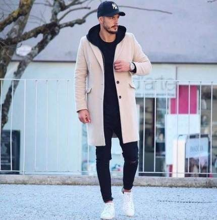 42+ trendy ideas for fashion winter men #fashion