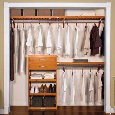 Suitesymphony 84 W 120 W Closet System Closet System Best