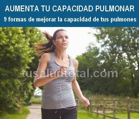 Cómo Mejorar La Capacidad Pulmonar Pulmones Respiratorio Sistema Respiratorio