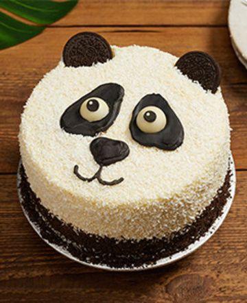 Pleasant Buy Animal Face Cakes Online Lolas Cupcakes Bolo Personalised Birthday Cards Veneteletsinfo