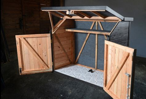 Bicycle Storage Solutions With Images Bike Storage Solutions
