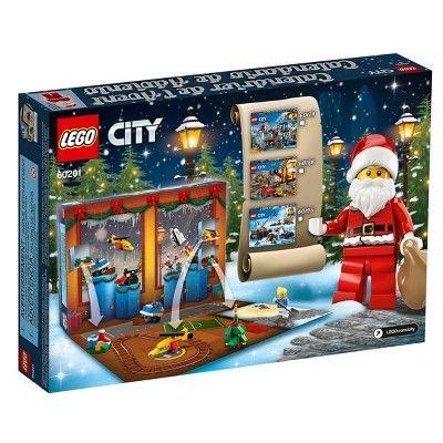 Lego City Advent Calendar 60201 Lego City Advent Calendar