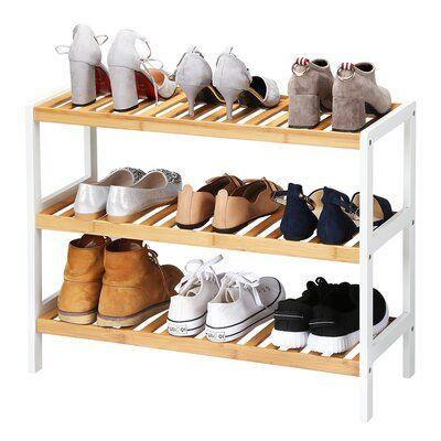 152e7dc027e80a053af702887d24972b - Better Homes And Gardens 2 Tier Stackable Shoe Rack