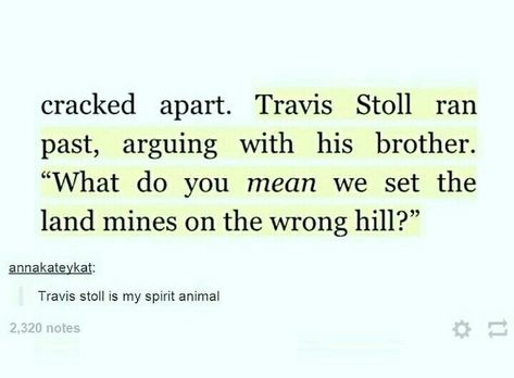 Imagine someone who hadn't read any PJO or HOO books, reading this.