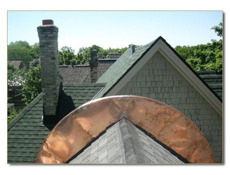 Copper Roof Built In Gutter Installers Repair Milwaukee Wi Copper Roof Building Roof How To Install Gutters