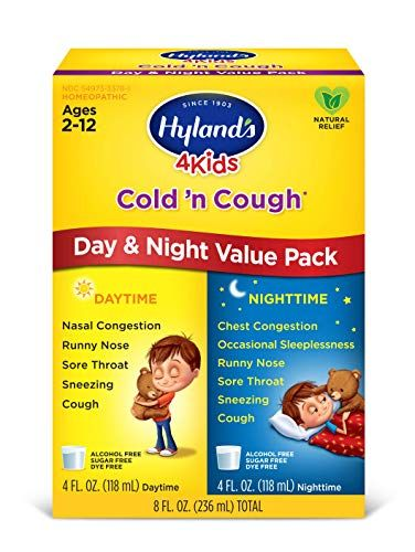 best over the counter cough medicine for kids