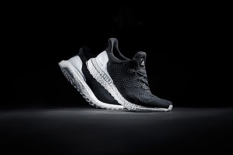 adidas Ultra Boost Uncaged Hypebeast BlackWhite Trainer