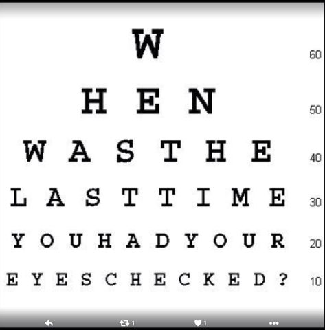 When was YOUR last eye exam? Click to schedule with Progressive Eye Center!