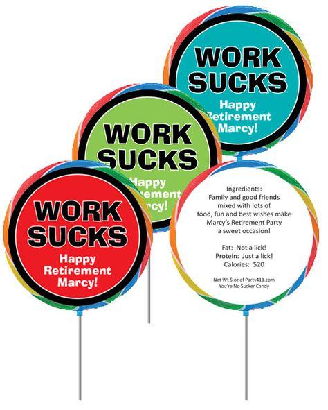 Think Your Work Sucks