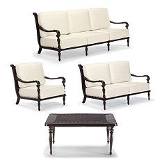 Groovy British Colonial Sofa With Cushions Frontgate Colonial Ibusinesslaw Wood Chair Design Ideas Ibusinesslaworg