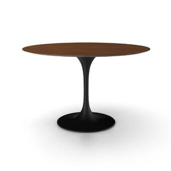 Bromyard Matte Lacquer Dining Table Reviews Allmodern Dining Table Round Dining Table Dining Table Sizes