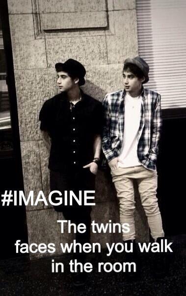 Jai And Luke Imagine Janoskians Pinterest Luke Brooks The