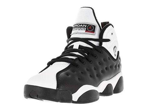 online store e830c 66606 Jordan Jumpman Team II Black Black-White-Varsity Red (Big Kid) Review