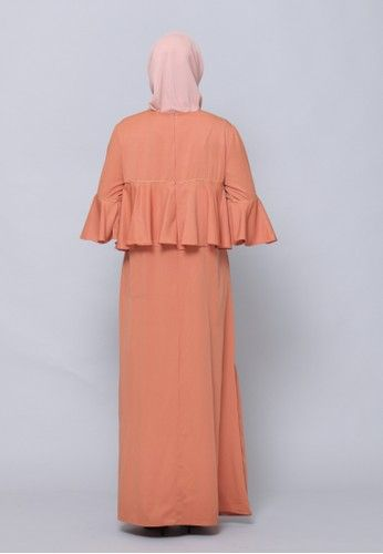 Baju Warna Coral