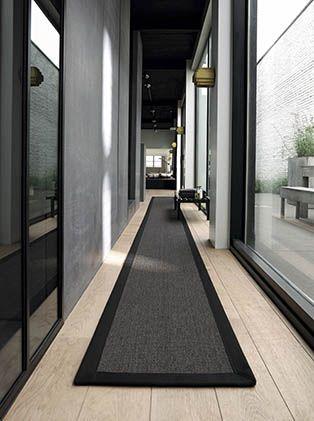 tapis sur mesure - saint maclou   couloir   pinterest   tapis sur
