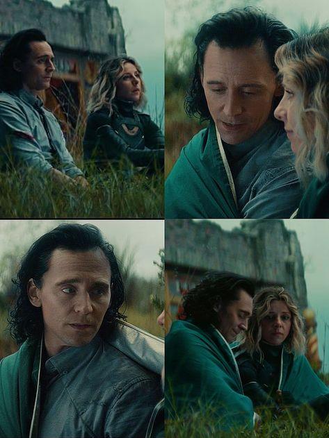 Loki and Sylvie @ficbookbaby edit on TikTok
