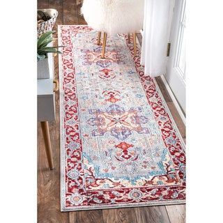 Better Homes & Gardens 6 6 X9 2 Medallion Rug