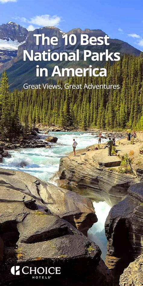 From Yellowstone to Yosemite, let the adventure begin at one of America's National Parks. Check out ChoiceHotels.com for a complete travel guide of the best U.S. National Parks and start planning your vacation. Book direct at ChoiceHotels.com to get the lowest price guaranteed. Always.