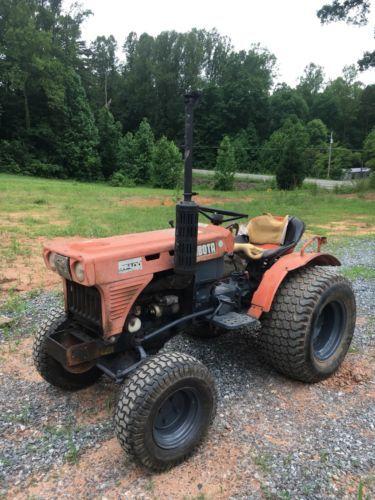 4x4 Compact Tractors For Sale : compact, tractors, Kubota, Tractor, Diesel, Tractors,, Tractors