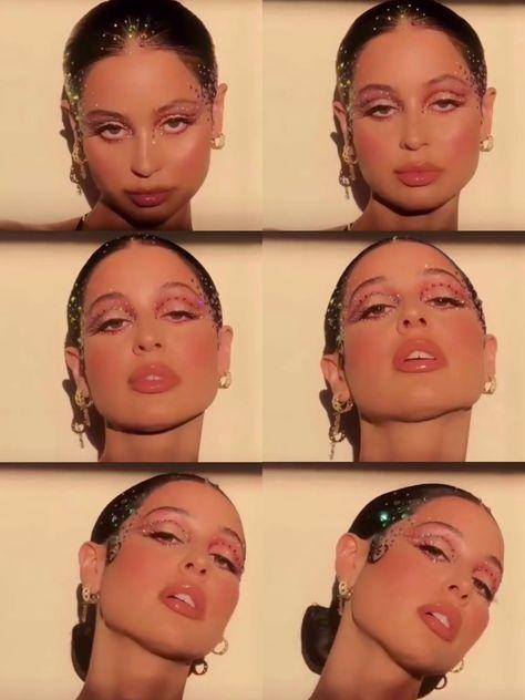 alexa half #maddyeuphoriaoutfits #alexa #demie #maddyeuphoriaoutfits Euphoria Makeup Looks Alexa Half maddyeuphoriaoutfits