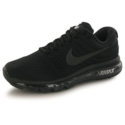 Baskets Nike Air Max 2017 Noir Homme - Taille : 42;43;44;45;46;40 ...