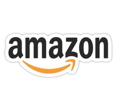 Amazon Logo Sticker Logo Sticker Logos Sticker Design