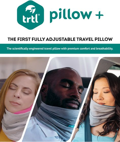 10+ Best Trtl Pillow Plus Travel