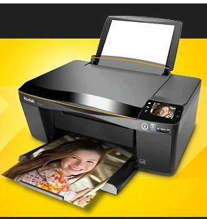 Reset KODAK ESP ink cart  Remove all ink cartridges from printer