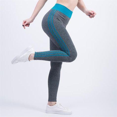 ZAPUYO Elastic Leggings High Waist Stretchy Leggings Women Sexy Hip Push Up Pants Legging For Activity Jegging Gothic Legging