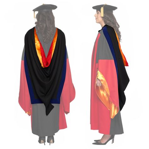 Stanford Doctoral Regalia Hood. Humanities, Arts, Sociology, Science, Mathematics, Psychology, Engineering, Philosophy, Political Science, Education, Fine Arts, Economics, Business, and Communication Departments available.