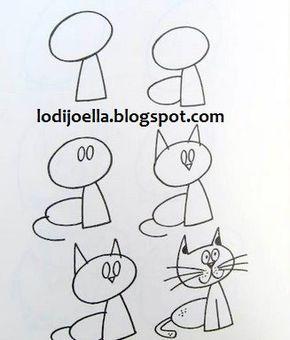 Como Hacer Dibujos Paso A Paso Lodijoella Como Hacer Dibujos Dibujo Basico Como Hacer Dibujos Faciles