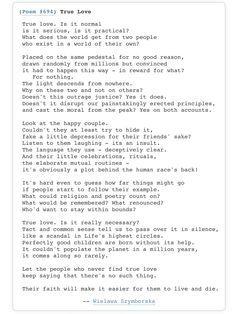 wislawa szymborska poems true love google search poetry  definition essay love affordable price true meaning of love essay