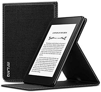 Infiland Kindle Paperwhite 2018 Case, Multiple Angle Stand