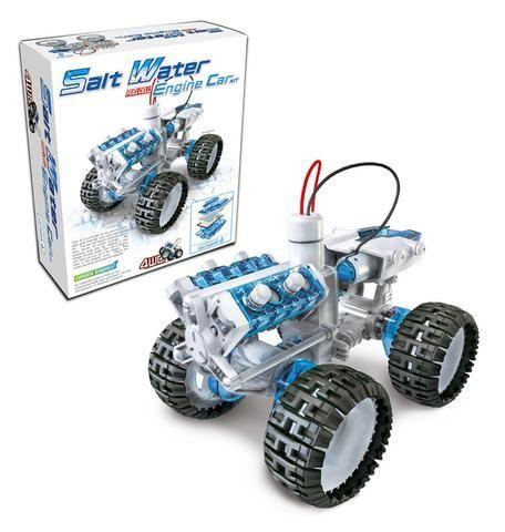 Salt Water Fuel Cell Engine Car Cic Kits Unicorn Enterprises Corp Water Fuel Cell Fuel Cell Monster Trucks