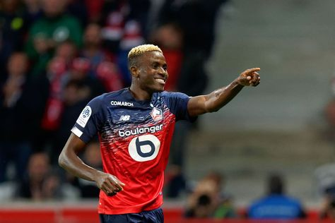 Victor Osimhen Nominated For Ligue 1 Player Of The Month - AccelerateTv