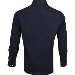KnowedgeCotton Appare Hemd Stretch Dunkebau Knowledge Cotton ApparelKnowledge Cotton Apparel