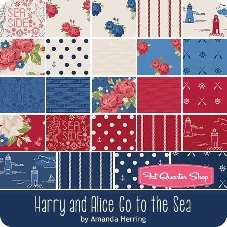 Image result for Go to the Sea fabric