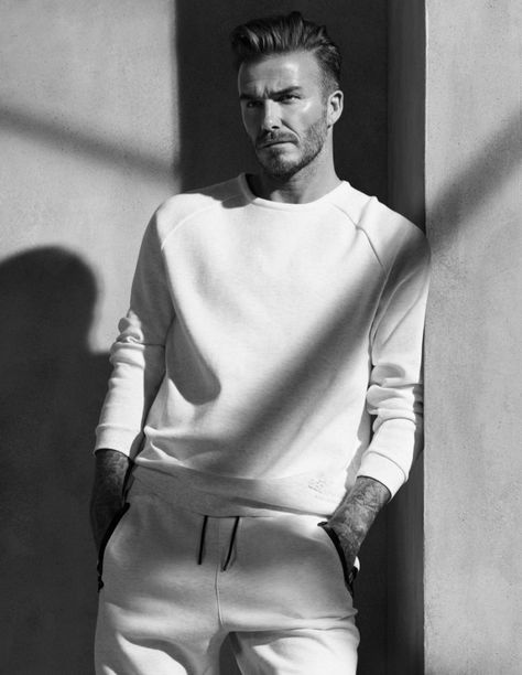 David Beckham and H&M team up again this time for H&M Autumn 2015 Modern Essentials selected by David Beckham campaign and video starring David Beckham and comedian Kevin Hart.
