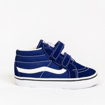 c9335595864 These Vans Sk8 Mid Reissue Shoes are perfect for your little man. He ll