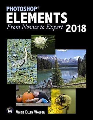 DOWNLOAD PDF eBook Free Photoshop Elements 2018 (Computer Science