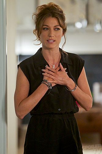 Natalie Zea As Carrie In Californication Season 5